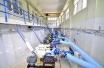 SU SAYACı - DİSKİ Silvan'ın İçme Suyu Temin Projesini Tamamladı