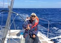 CEBELITARıK - Emekli Olup Tekneyle Dünya Turuna Çıktı