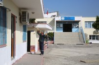 SAĞLIK MESLEK LİSESİ - Erdemli'de Okullarda Çalışmalar Devam Ediyor