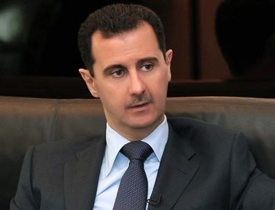 Esad itiraf etti: Afrin'e girenler rejime bağlı