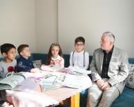 AKıL OYUNLARı - Eyüpsultan'ın Çocuklarına 'Evde Değerler Eğitimi' Sürüyor