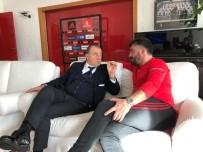 FATİH TERİM - Fatih Terim Gattuso'yla Bir Araya Geldi