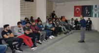MEHMET ÖZDİLEK - Futbolcular Ve Personelle Vedalaştı