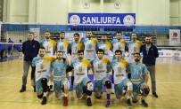 PAYAS - Haliliye Voleybol Takımı, Play-Off'a Çıktı