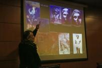 Hekatomnos'un Duvar Resimleri Anlatıldı