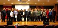 ERDOĞAN BEKTAŞ - HKÜ Rize'de Öğrencilerle Buluştu