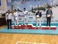 AYASOFYA - İhlas Koleji Karatede Yine Zirvede
