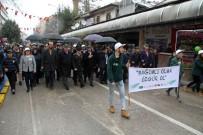 AÇIK ARTIRMA - Isparta'da Bağımlılıkla Mücadele Yürüyüşü