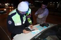 KIRMIZI IŞIK - Isparta Polisi 2 Ayda 3 Bin 884 Sürücüye Ceza Kesti