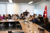 TERKOS - İTÜ Öğretim Üyeleri Ve Öğrencilerine Arnavutköy'deki Projeler Anlatıldı