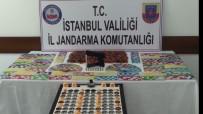 TRAFİK YOĞUNLUĞU - Jandarmadan Lüks Villalarda Tombala Oynatanlara Operasyon