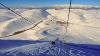 FATİH MEHMET ERKOÇ - Kahramanmaraş Kış Turizminde Bolu'ya Rakip Oldu