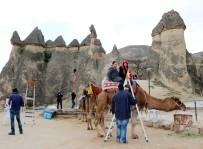 KAPADOKYA - Kapadokya Bölgesini Şubat Ayında 110 Bin 289 Turist Ziyaret Etti