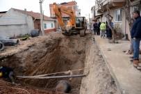 MECIDIYE - Karacabey'de Alt Yapı Çalışmaları Bütün Hızıyla Devam Ediyor