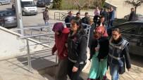 Karaman'da FETÖ'nün Mahrem Kadın İmamları Tutuklandı