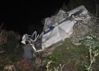 ÖLÜMLÜ - Kazaların Yüzde 88'İ Sürücü Kaynaklı