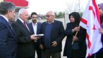MUSTAFA BAYRAM - KKTC'li Heyetten, Afrin Şehidinin Ailesine Taziye Ziyareti