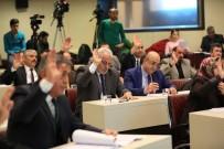 OKUL BİNASI - Kocasinan Belediye Meclisi'nde 'TSK' Hassasiyeti