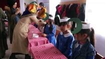 ÇEVRE TEMİZLİĞİ - Köy Çocuklarıyla 'Yeşilay Haftası' Etkinliği