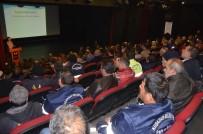 KUŞADASI BELEDİYESİ - Kuşadası'nda Belediye Personeline 'İş Sağlığı Ve Güvenliği' Eğitimi