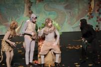 SADRİ ALIŞIK - La Fonten Orman Mahkemesinde Oyunu Çocuklar İçin Sergilendi