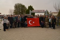 VARSAK - Lise Öğrencilerinden Afrin'deki Harekata Katılmak İçin Dilekçe