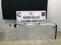 KAÇAK AKARYAKIT - Mardin'de Kaçakçılık Operasyonları