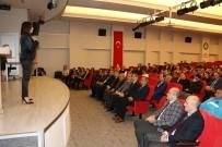 İŞ KAZASI - MASKİ'de İş Sağlığı Ve Güvenliğine Büyük Önem