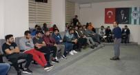 MEHMET ÖZDİLEK - Mehmet Özdilek, Futbolcular Ve Personelle Vedalaştı