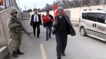 ABDULKADİR OKAY - Muş'ta Mehmetçik Afrin'e Uğurlandı