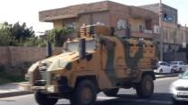 SOKAĞA ÇIKMA YASAĞI - Nusaybin'de Kırsal Mahallede Sokağa Çıkma Yasağı