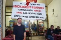 Kazandığı Çay Paralarını TSK'ya Bağışladı