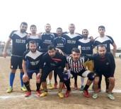 AHMET CAN - (Özel) Sınırın Sıfır Noktasında Futbol Ve Kardeşlik Turnuvası