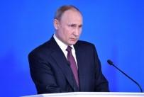 TELEFON GÖRÜŞMESİ - Putin Ve Macron Telefonda Görüştü