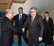 ADANA VALİSİ - Rusya'nın Ankara Büyükelçisi Adana'da