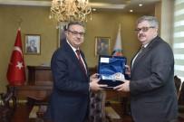 ALİ İHSAN SU - Rusya'nın Ankara Büyükelçisi Yerhov, Mersin'de
