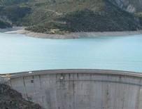 TERKOS - İstanbul'daki sağanak barajlara yaradı