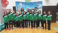 AYASOFYA - Salihlili Karateciler İstanbul'dan 8 Madalyayla Döndü