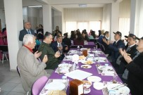 GAZİ YAKINLARI - Şehit Ve Gazi Yakınları Düzenlenen Kahvaltı Programı Devam Ediyor.