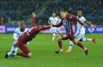 GÖKHAN GÖNÜL - Spor Toto Süper Lig Açıklaması Trabzonspor Açıklaması 0 - Beşiktaş Açıklaması 0 (İlk Yarı)