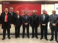 ORTA DOĞU TEKNIK ÜNIVERSITESI - TİKA Türkiye'nin Yüksek Eğitim Alanındaki Tecrübesini Irak'a Aktarıyor