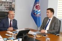 KAMU YARARı - Trabzon Bilim Merkezi Masaya Yatırıldı
