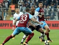 BABEL - Beşiktaş Trabzonspor'u Babel'in golleriyle yendi