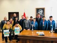 SEFAI - Tufanbeyli Ortaokulu Güreşte Adana İkincisi