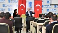 EĞİTİM SEFERBERLİĞİ - Tuşba Belediyesinden 'Kadına Karşı Şiddet' Konulu Seminer