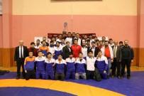 RECEP KARA - U23 Türkiye Şampiyonası'nda Kayseri Şekerspor Güreş Takımı 3. Oldu