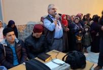 CİDDE - Umre Yolcuları Dualarla Uğurlandı