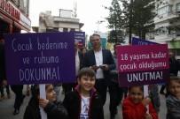 KAZIM ÖZALP - Uysal, Çocuk Hakları Sözleşmesini Dağıttı