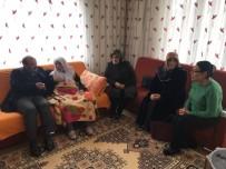 İSMAIL USTAOĞLU - Vali Ustaoğlu'ndan Şehit Aileleri Ve Gazilere Ziyaret
