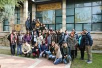 TAYFUN TALIPOĞLU - Yabancı Öğrenciler Odunpazarı'nı Çok Sevdi